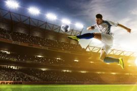 @Walls fotobehang voetballer 0306