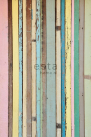PhotowallXL painted wood 157703 geschilderd hout