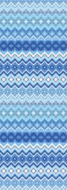 Behang Expresse Happy Living Wallprint Merida Blue TD4007