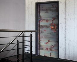Vintage 20-015 deursticker