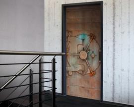 Tresor 20-010 deursticker