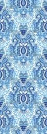 Behang Expresse Happy Living Wallprint Yogi Blue TD4009