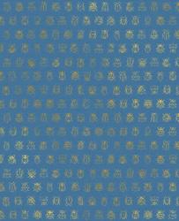 Eijffinger Pip Studio IIII behang 375036 Lady Bug Dark Blue
