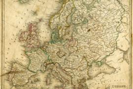 XXL wallpaper ancient map 470350 wereldkaart