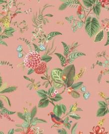 Eijffinger Pip Studio 5 behang 300111 Floris roze