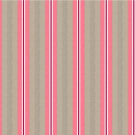 Eijffinger Pip Studio 5 behang 300131 Blurred Lines kaki/roze