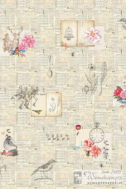 Eijffinger Pip Studio II wallpaper 313100 Feeling Papergood