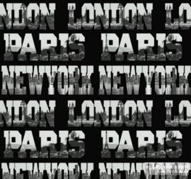 V.I.P. Cityscapes 622001 steden behang
