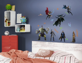 Avengers Thor 3 sticker 14053h Komar