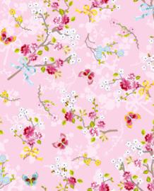 Eijffinger Pip Studio IIII behang 375072 Chinese Rose Light Pink