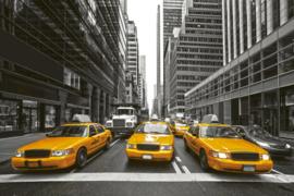 @Walls fotobehang gele taxi 0008