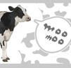 Koe 3750036 Farm Life behangrand zelfklevend