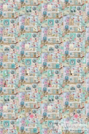 Eijffinger Pip Studio II wallpaper 313105 Love To Collect