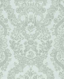 Eijffinger Pip Studio IIII behang 375041 Lacy Dutch Light Green