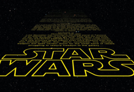 Star Wars Intro 8-487 Komar
