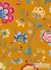 Eijffinger  Pip Studio III behang 341037 Floral Fantasy Yellow