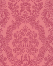 Eijffinger Pip Studio IIII behang 375044 Lacy Dutch Bright Pink