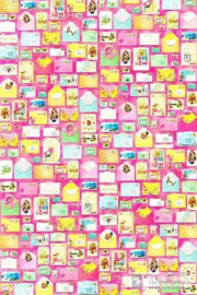 Eijffinger Pip Studio II wallpaper 313108 Youve Got Mail pink