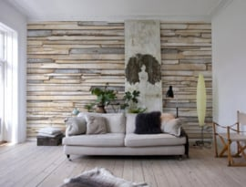 Whitewashed Wood 8-920 Komar