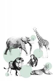 PhotowallXL animals 158704 wilde dieren