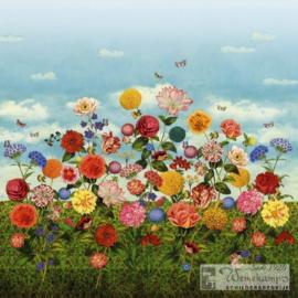 Eijffinger Pip Studio III wallpower 341085 Wild Flowerland