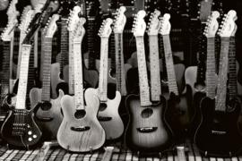 @Walls fotobehang gitaren 0303
