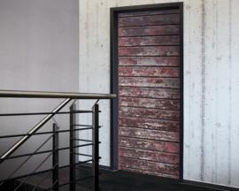Alm 20-006 deursticker