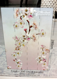 Colorful Florals & Retro INK7297 Sweet Blossom