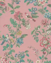 Eijffinger Pip Studio IIII behang 375063 Botanical Print Soft Pink