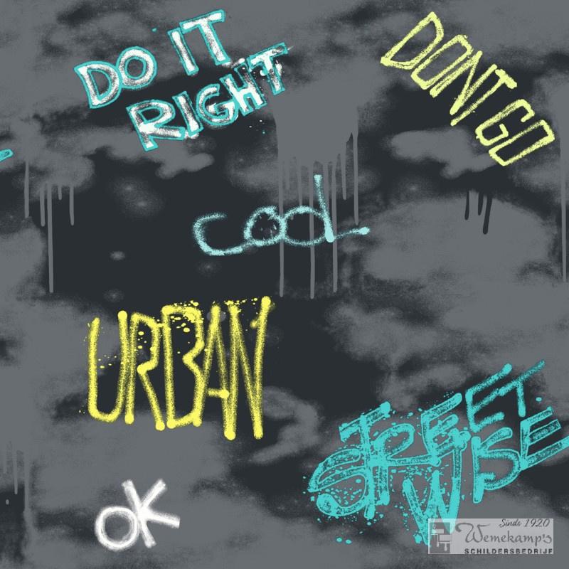 Arthouse 534105 graffiti behang