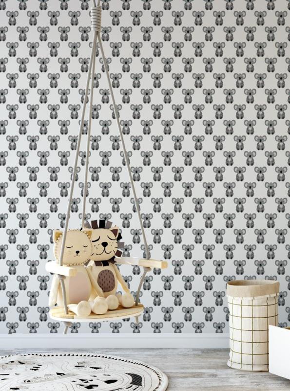 Fabs World 67108 1 Behang Met Koala Fabulous World Wemekamp S Schildersbedrijf