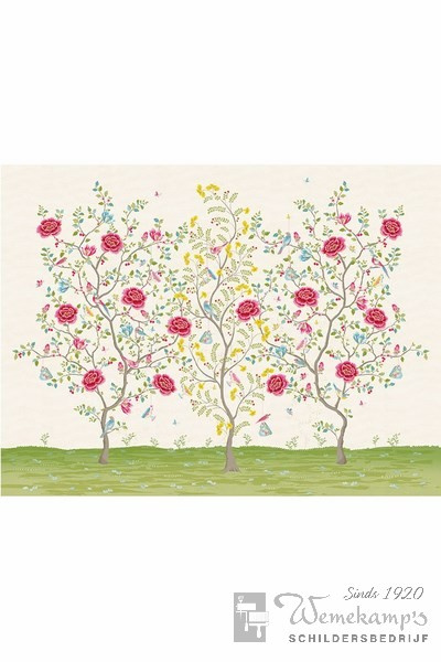 Eijffinger Pip Studio III wallpower 341094 Morning Glory white