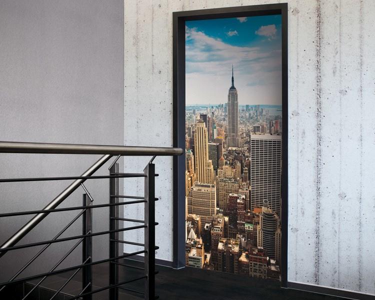 Manhattan 20-020 deursticker