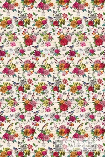 Eijffinger Pip Studio III wallpower 341092 Flowers