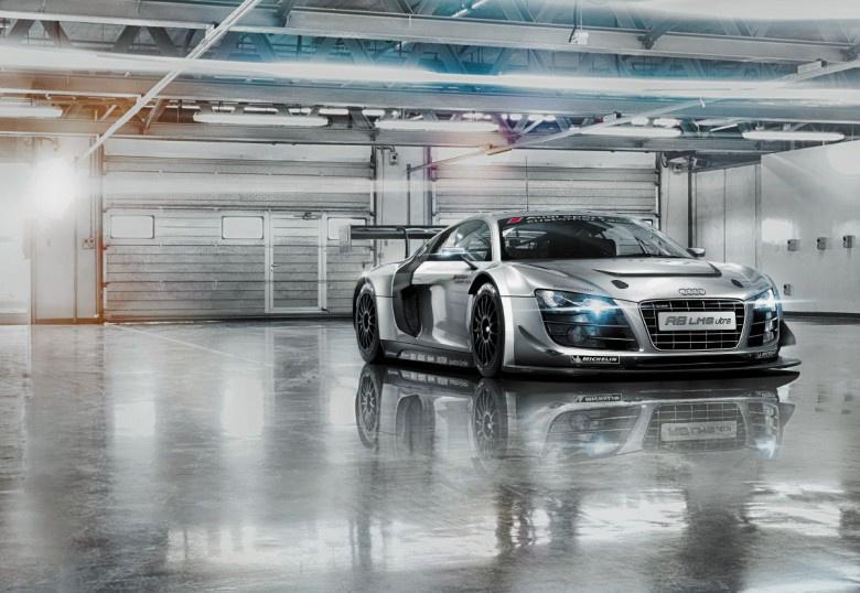 Audi R8 Le Mans 8-957 Komar