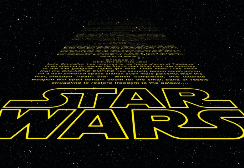 Star Wars Intro 8-487 Komar