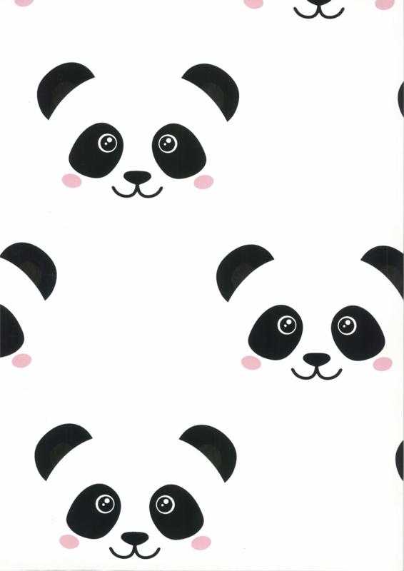 Fabs world 67100 panda behang