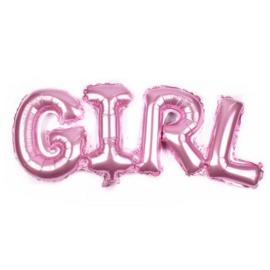 ballon: GIRL