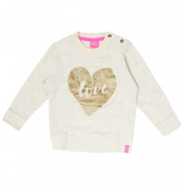 sweater: Love heart