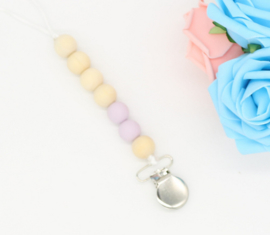 tutketting hout: Simply lavendel