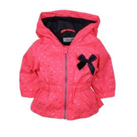 jas: Neon pink