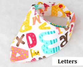 slabber: Letters