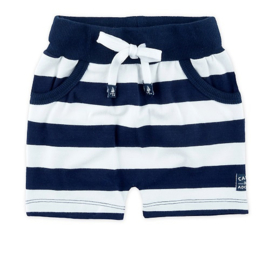 short: Captain stripes