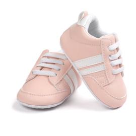 sneaker: Baby pink