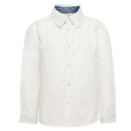 hemd: Nitsolid white