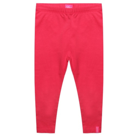 legging: Coral red