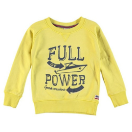 sweater: Full power