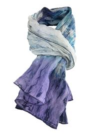 Crinkle Explosion Shawl 70 x 180 cm