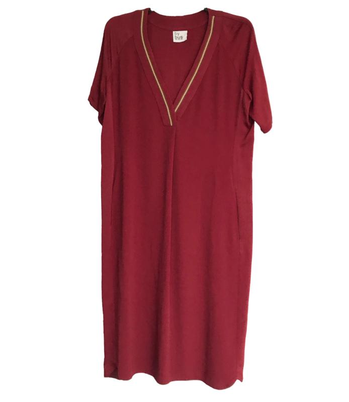Dress Crepe Satin