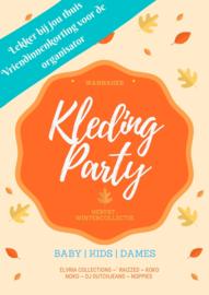 Kledingparty's